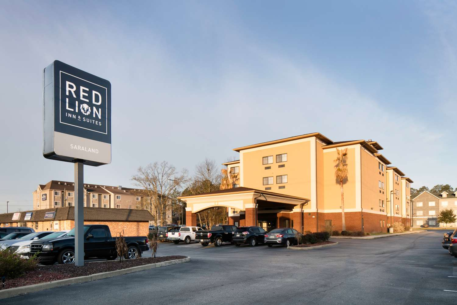 Exterior view - Red Lion Inn & Suites Saraland