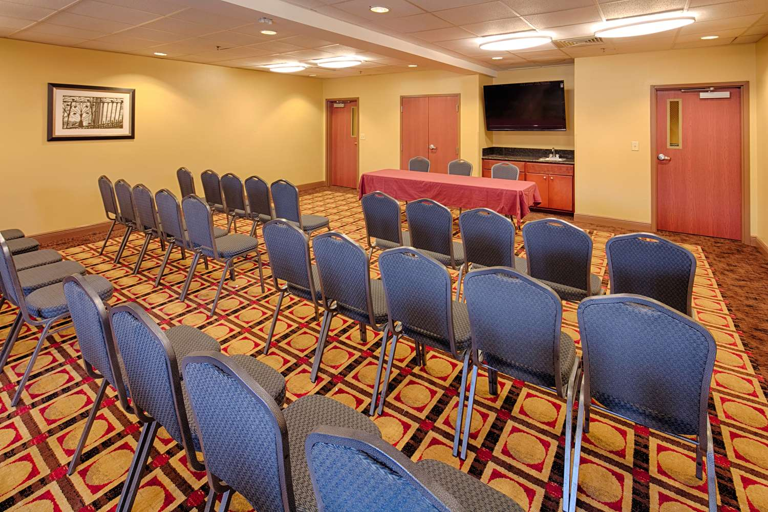 Meeting Facilities - Red Lion Inn & Suites Saraland