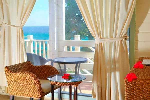 Hotel GOLDEN TULIP GRANDE COMORE MORONI RESORT AND SPA - Bungalow Room - Sea View