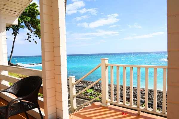 Hotel GOLDEN TULIP GRANDE COMORE MORONI RESORT AND SPA - Beach Bungalow - Sea View