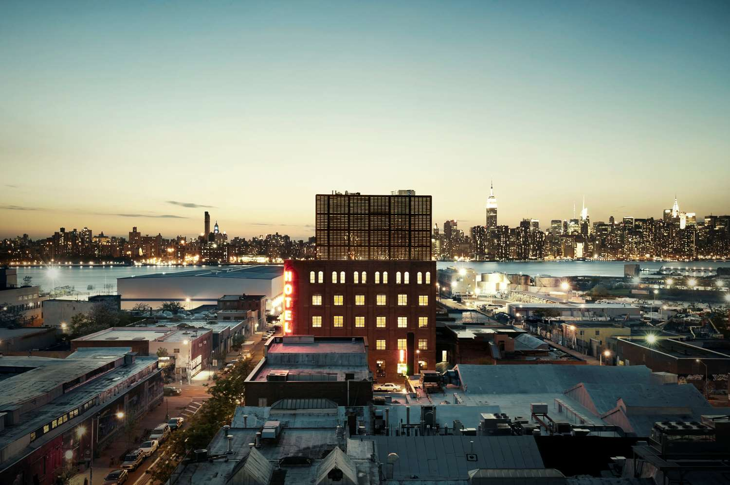 Exterior view - Wythe Hotel Brooklyn