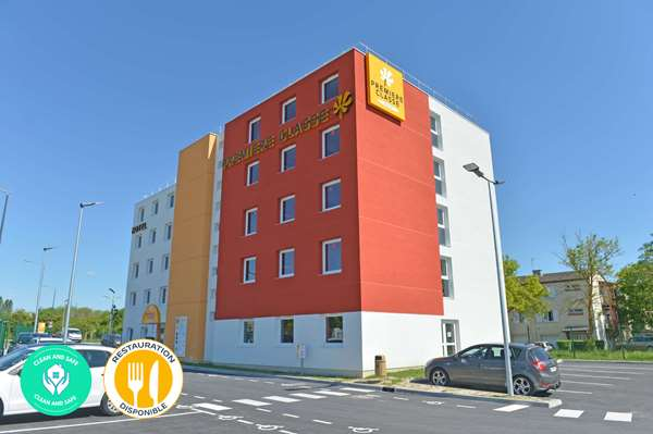 HOTEL PREMIERE CLASSE REIMS NORD BETHENY