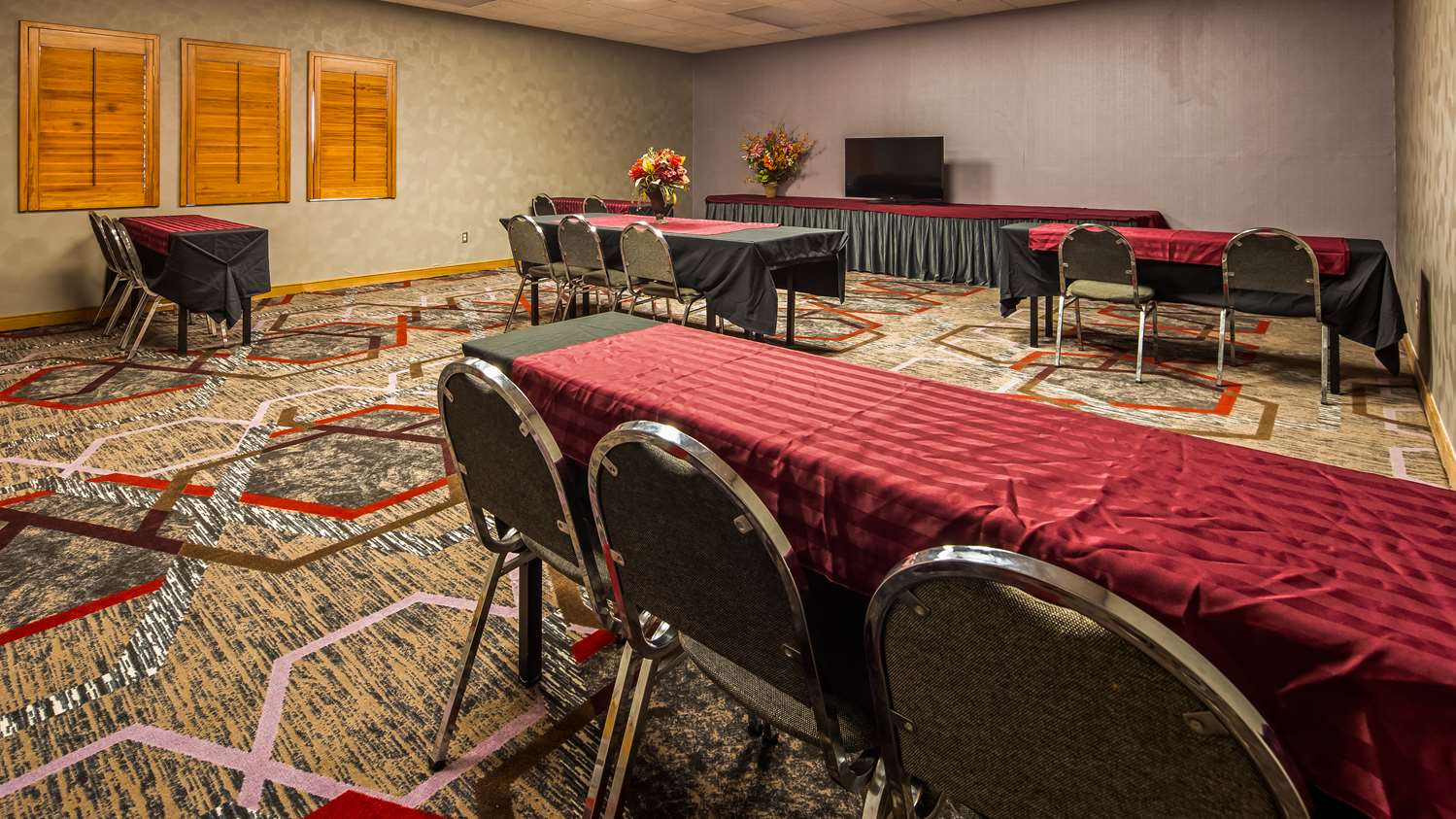 Meeting Facilities - Surestay Plus Hotel by Best Western Kansas City