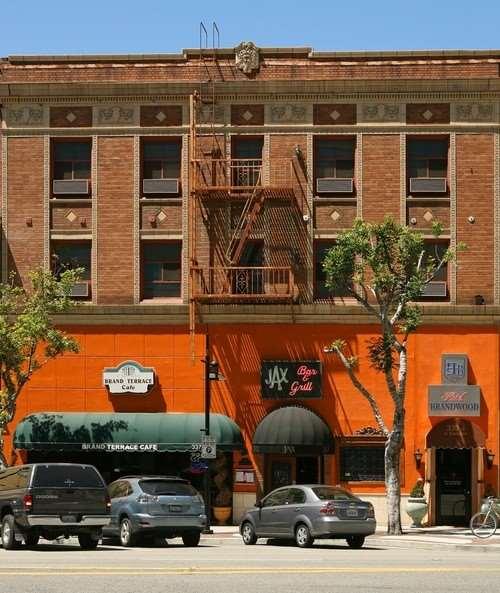 Exterior view - Brandwood Hotel Glendale