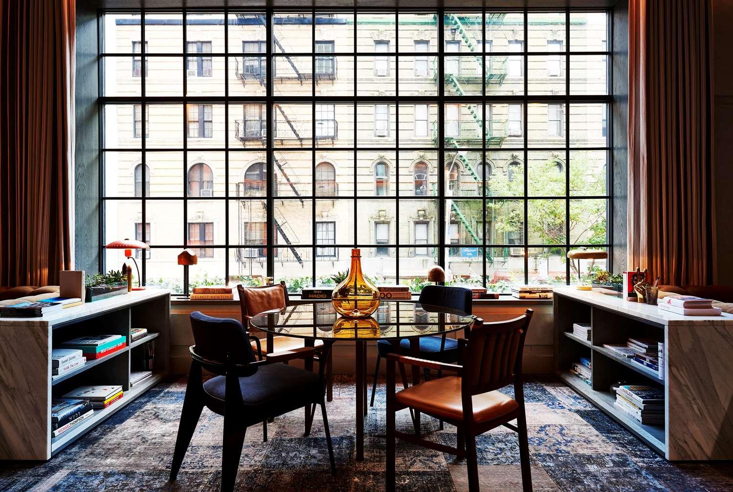 Lobby - SIXTY SoHo Hotel New York