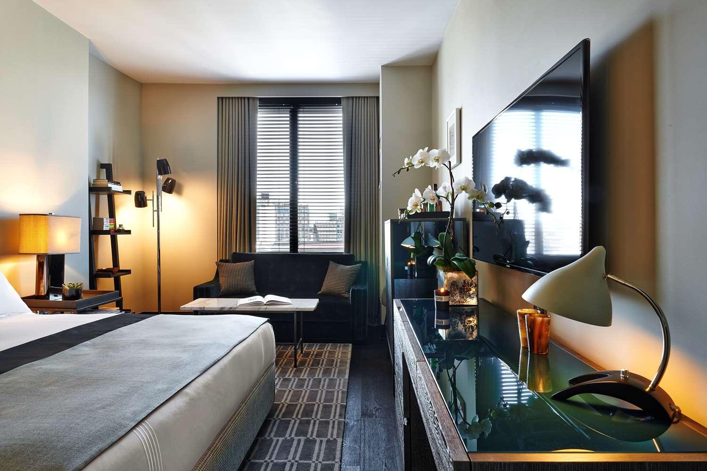 Suite - SIXTY SoHo Hotel New York