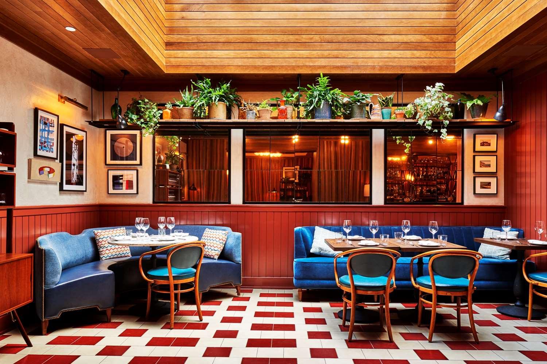 Restaurant - SIXTY SoHo Hotel New York