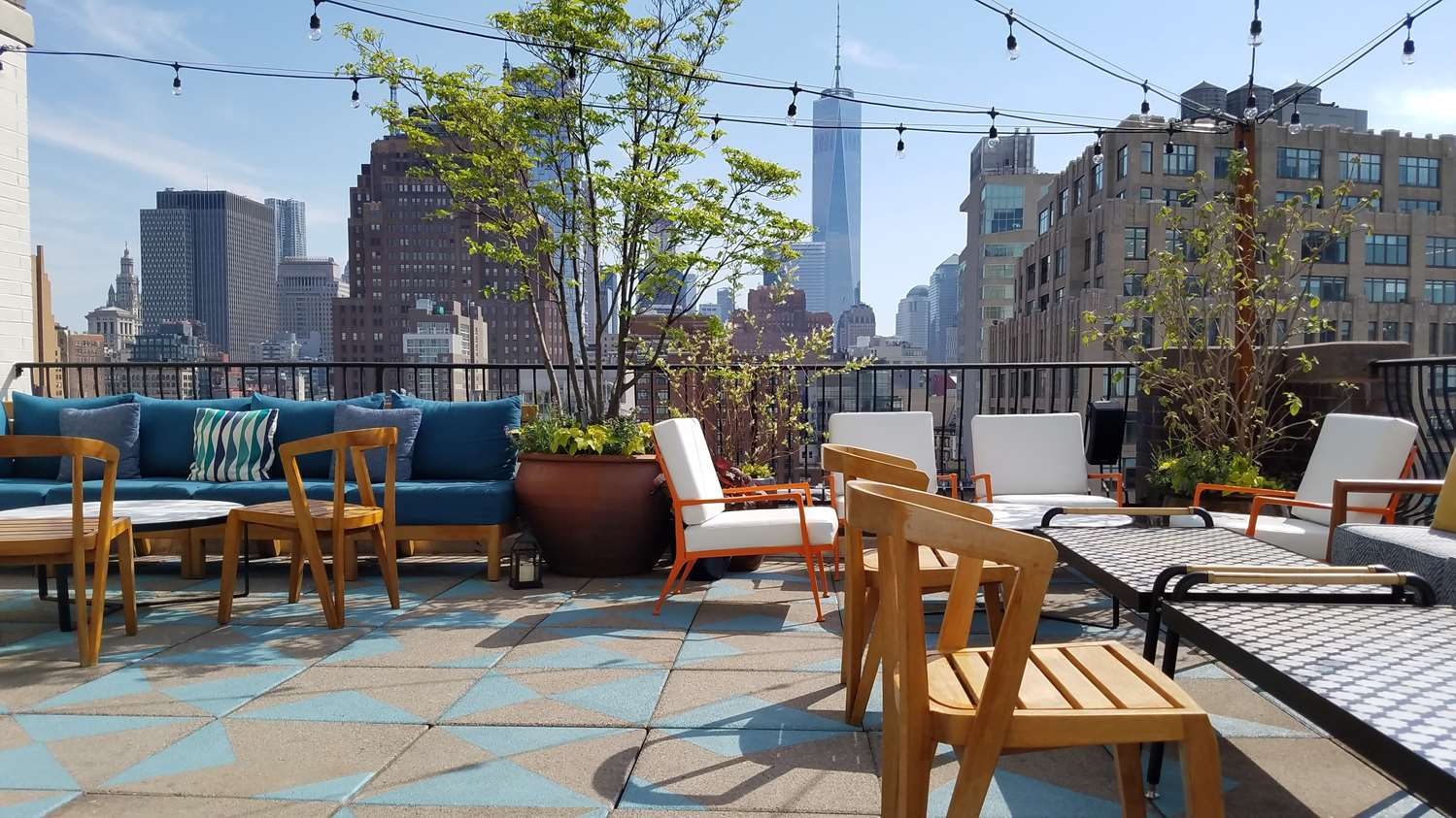 Bar - SIXTY SoHo Hotel New York