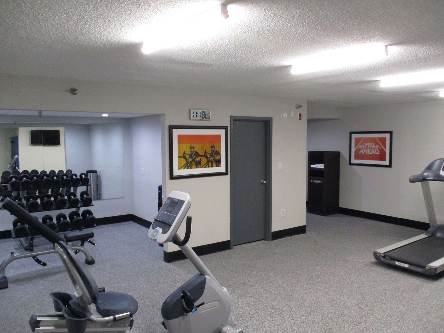 Fitness/ Exercise Room - Best Western Rock Hill Hotel