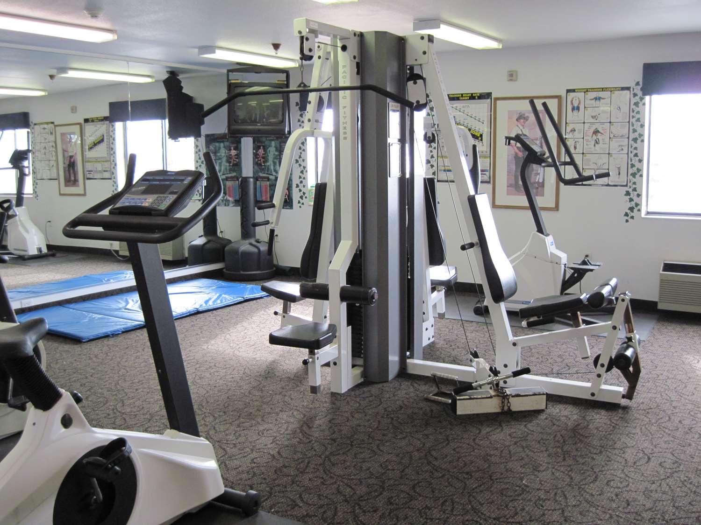 Fitness/ Exercise Room - Baymont Inn & Suites Elko