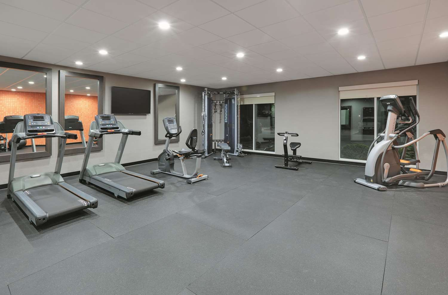 Fitness/ Exercise Room - La Quinta Inn & Suites South Tyler