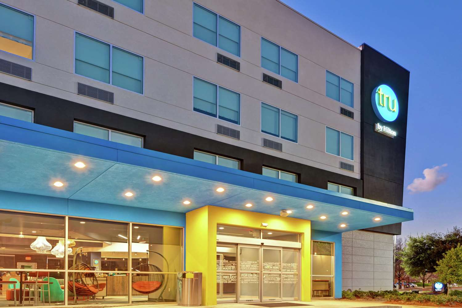 Exterior view - Tru by Hilton Hotel Citiplace Baton Rouge