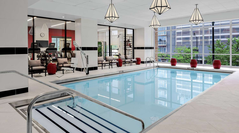 Pool - Hampton Inn McCormick Place Chicago