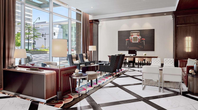 Lobby - Hampton Inn McCormick Place Chicago
