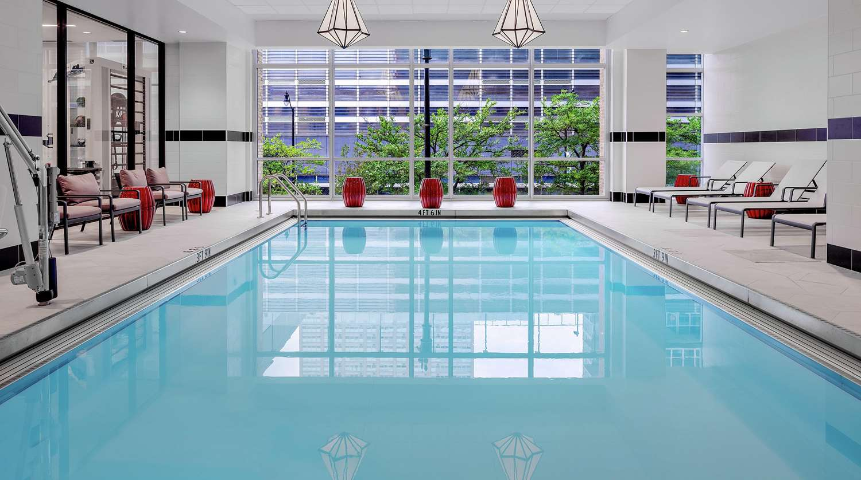 Pool - Hilton Garden Inn McCormick Place Chicago