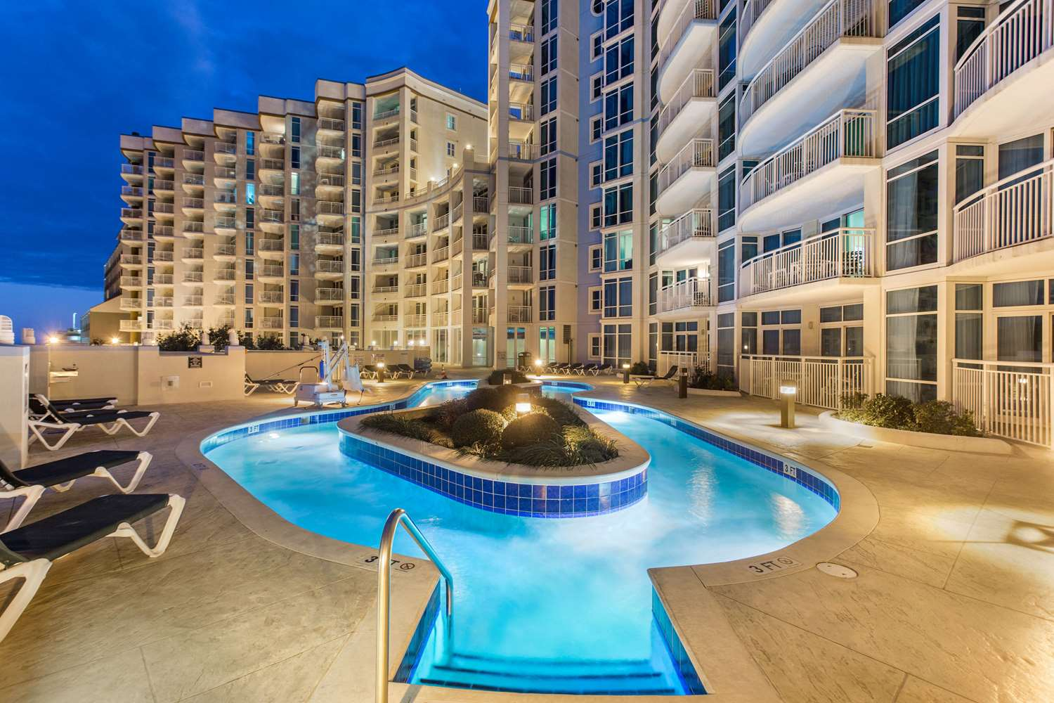 Pool Bluegreen Vacations Horizons At 77th Resort Myrtle Beach