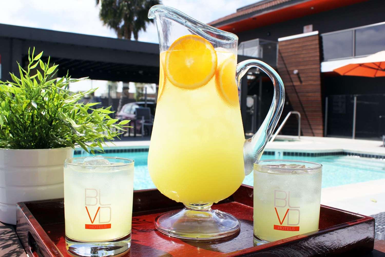 Pool - BLVD Hotel Express Costa Mesa