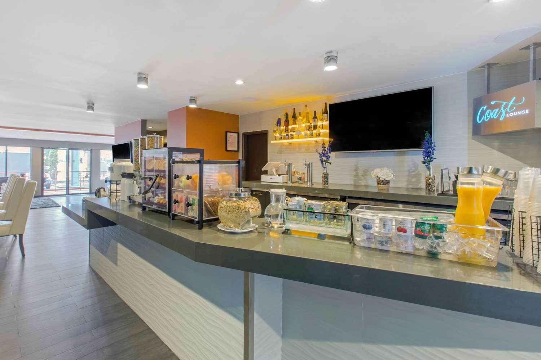 Restaurant - BLVD Hotel Express Costa Mesa