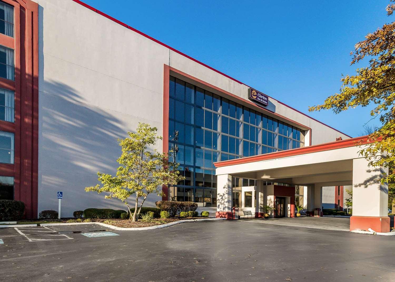 Exterior view - Clarion Inn & Suites Jackson