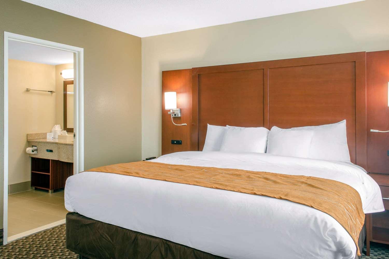 Suite - Comfort Inn & Suites D'Iberville