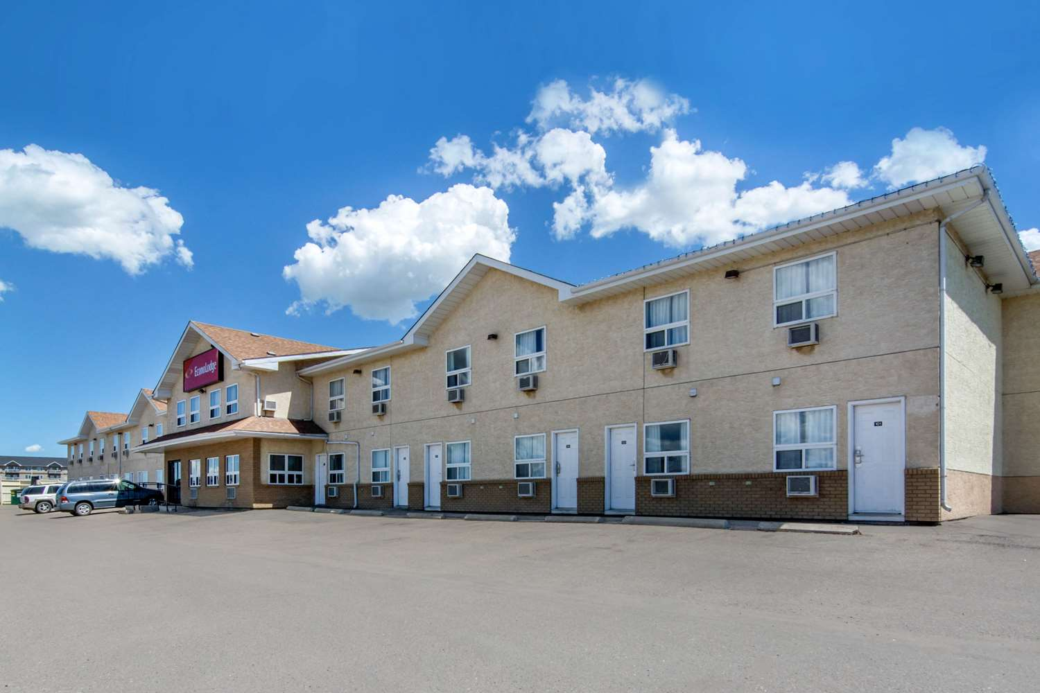 Exterior view - Econo Lodge Regina