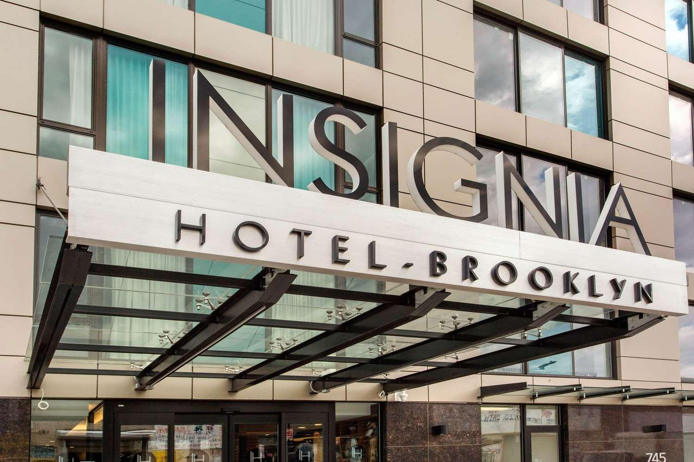 Exterior view - Insignia Hotel Brooklyn