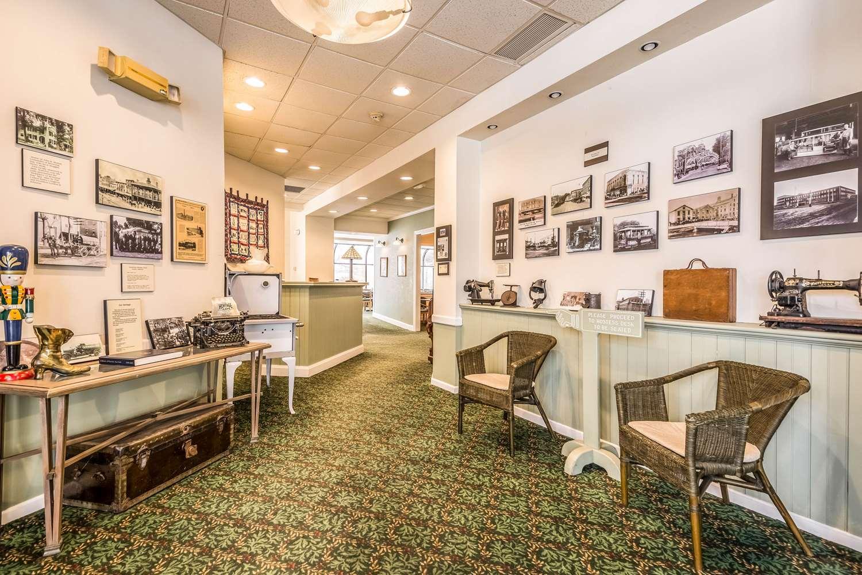 Restaurant - Quality Inn Waterloo