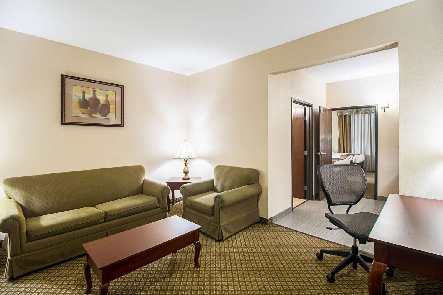Suite - Quality Inn & Suites Robstown