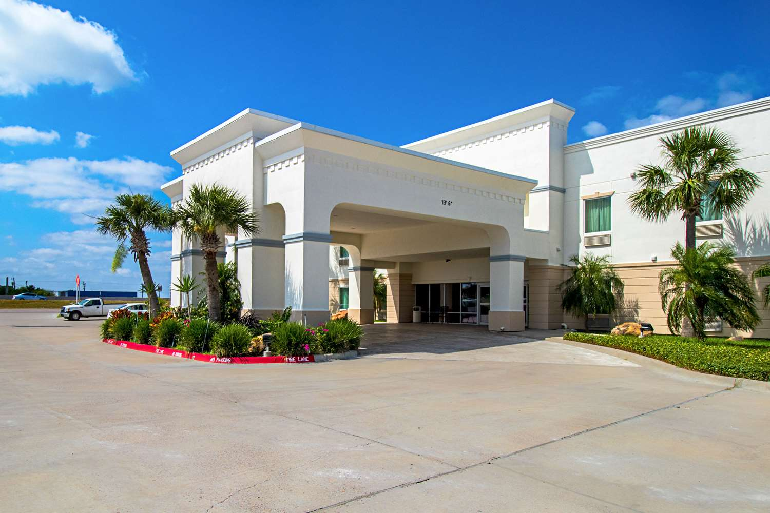 Exterior view - Quality Inn & Suites Robstown