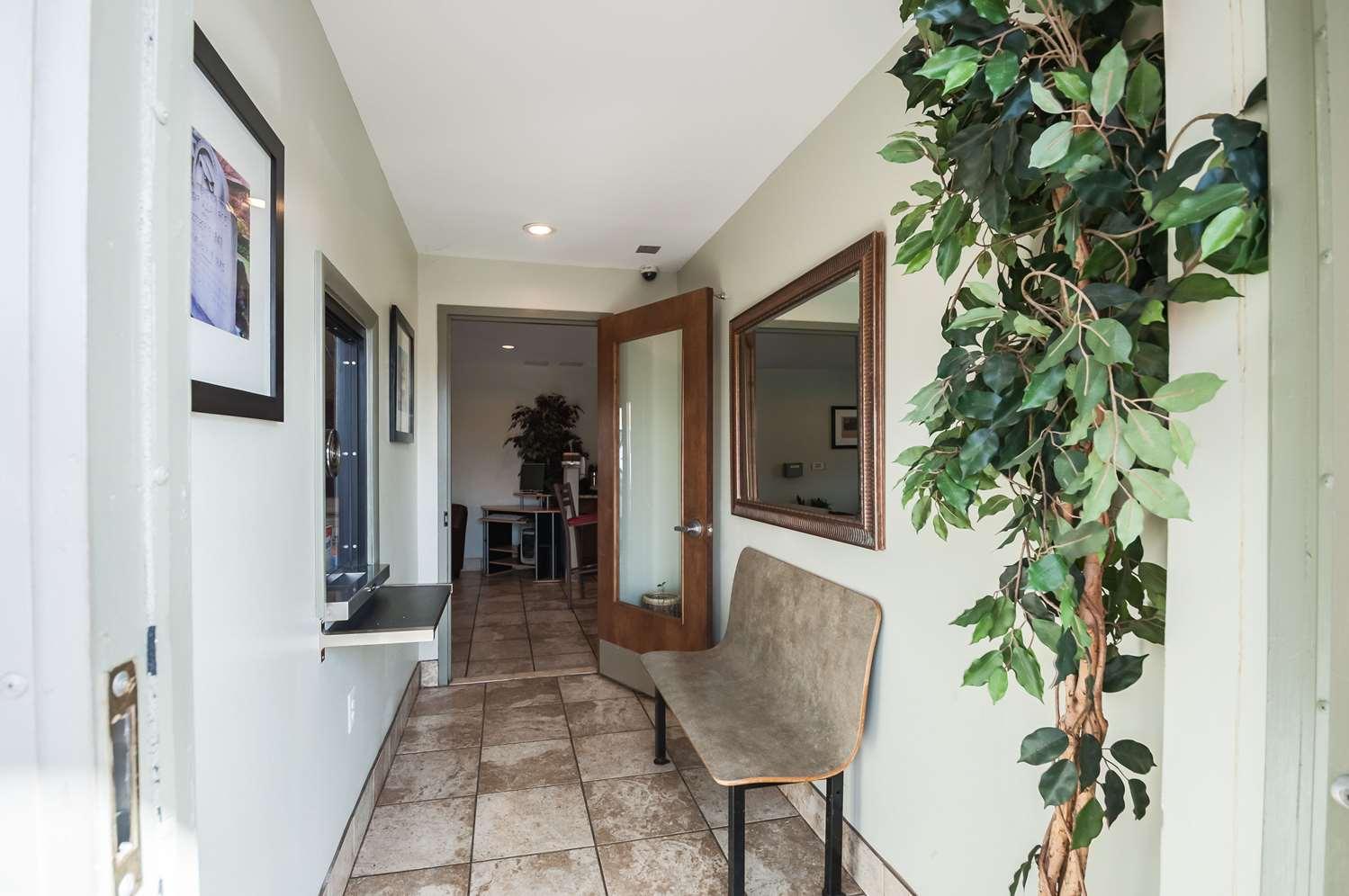 Lobby - Rodeway Inn Elkridge