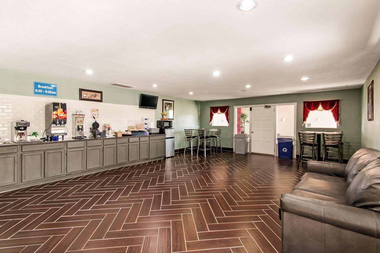 Restaurant - Rodeway Inn Pauls Valley