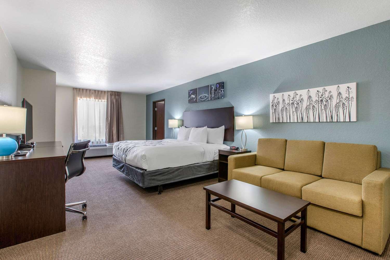 Suite - Sleep Inn & Suites Ankeny