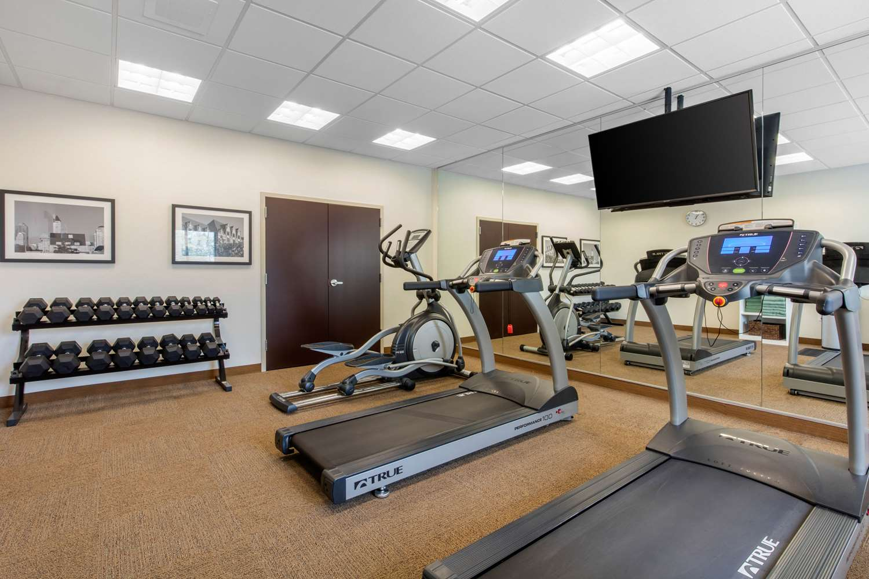 Fitness/ Exercise Room - Sleep Inn Bridgeton