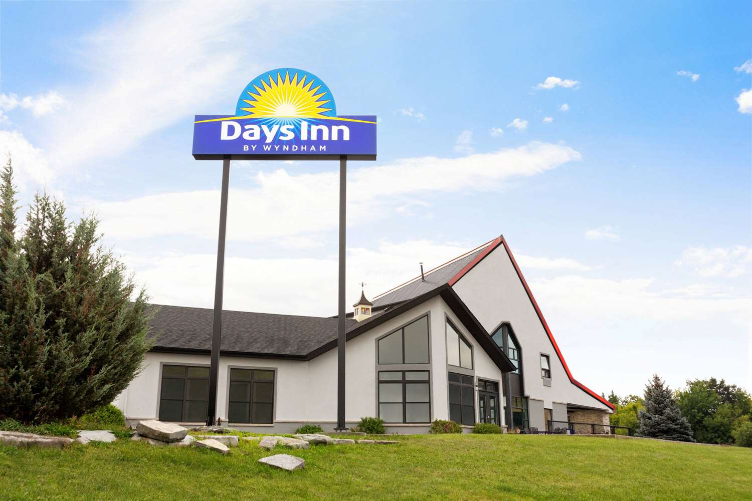 Exterior view - Days Inn Kingston
