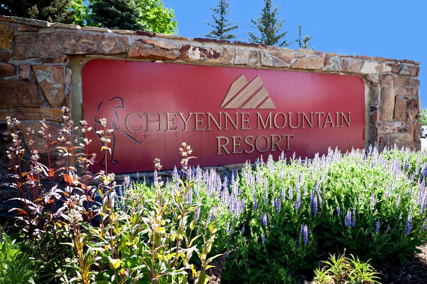 Exterior view - Cheyenne Mountain Resort Colorado Springs