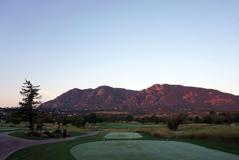 Golf - Cheyenne Mountain Resort Colorado Springs