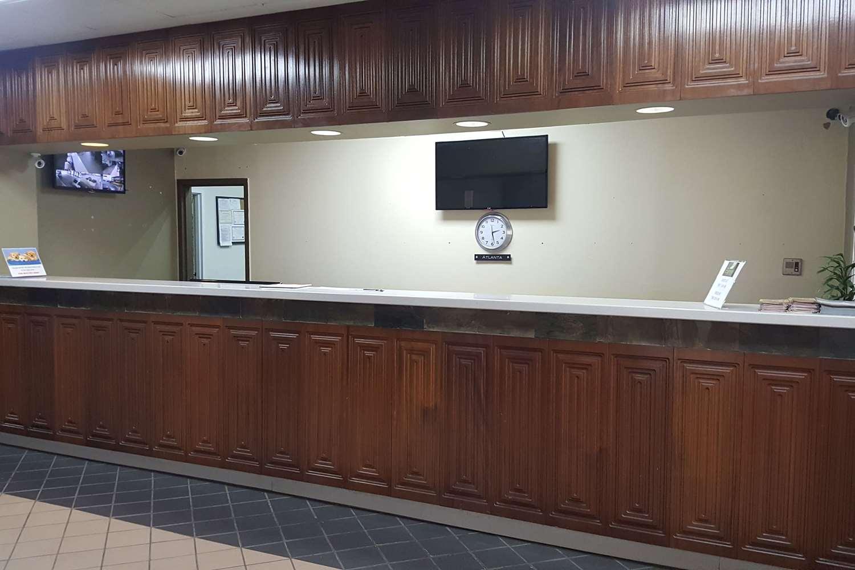 Lobby - Travelodge Stockbridge