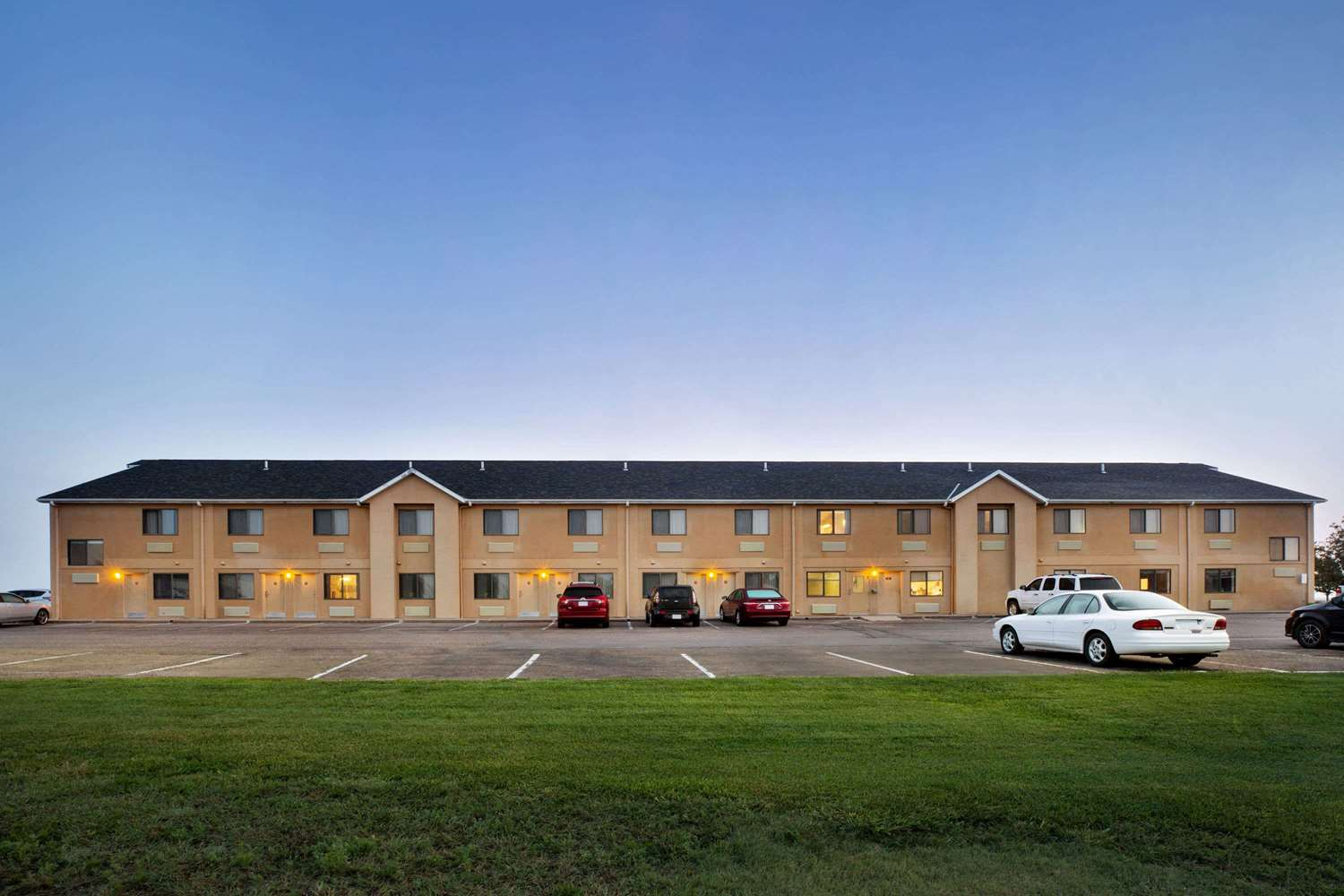 Exterior view - Travelodge Sharon Springs