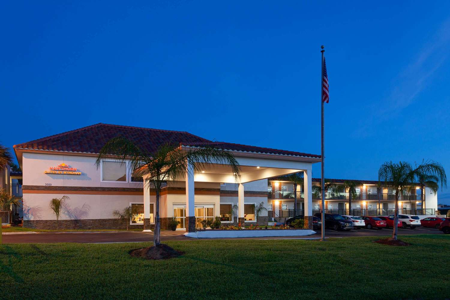 Exterior view - Hawthorn Suites by Wyndham Kissimmee