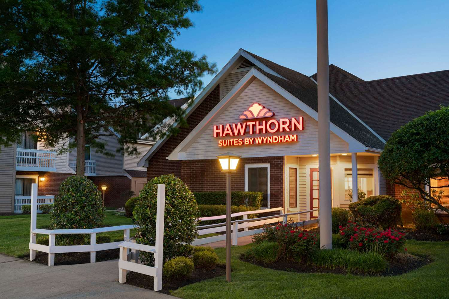 Exterior view - Hawthorn Suites by Wyndham Tinton Falls