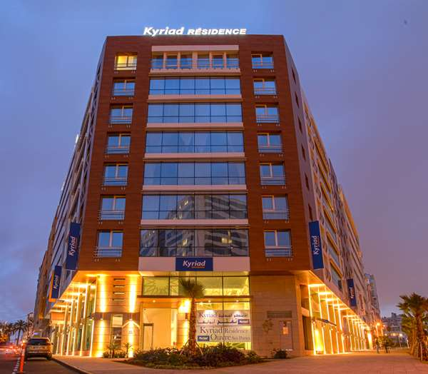 Hôtel Kyriad Casablanca Centre Ville