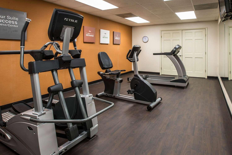 Fitness/ Exercise Room - Super 8 Hotel Cherokee