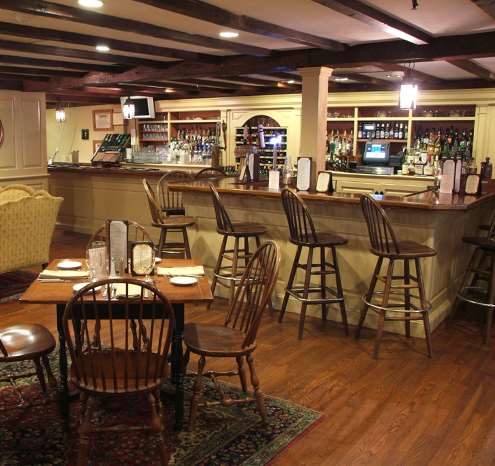 Bar - Publick House Inn & Motor Lodge Sturbridge