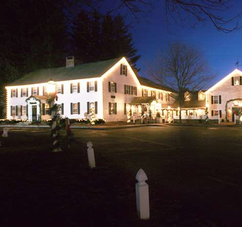 Exterior view - Publick House Inn & Motor Lodge Sturbridge
