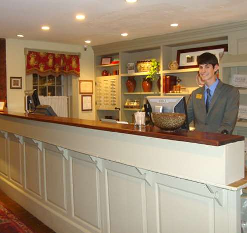 Lobby - Publick House Inn & Motor Lodge Sturbridge