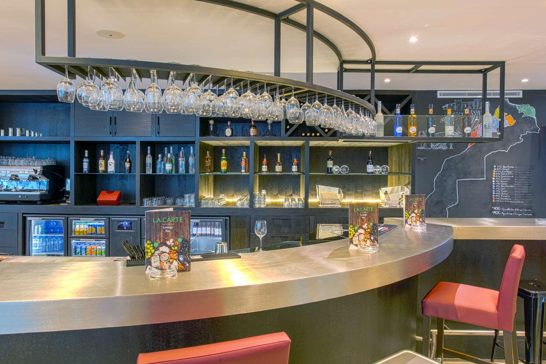 Restaurant - Hotel Campanile Casablanca Centre Ville