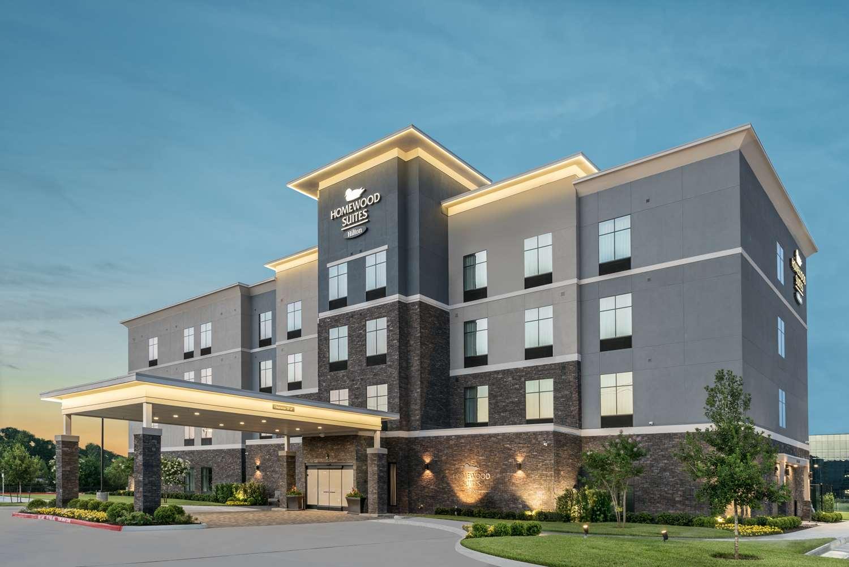 Exterior view - Homewood Suites by Hilton Memorial City Houston