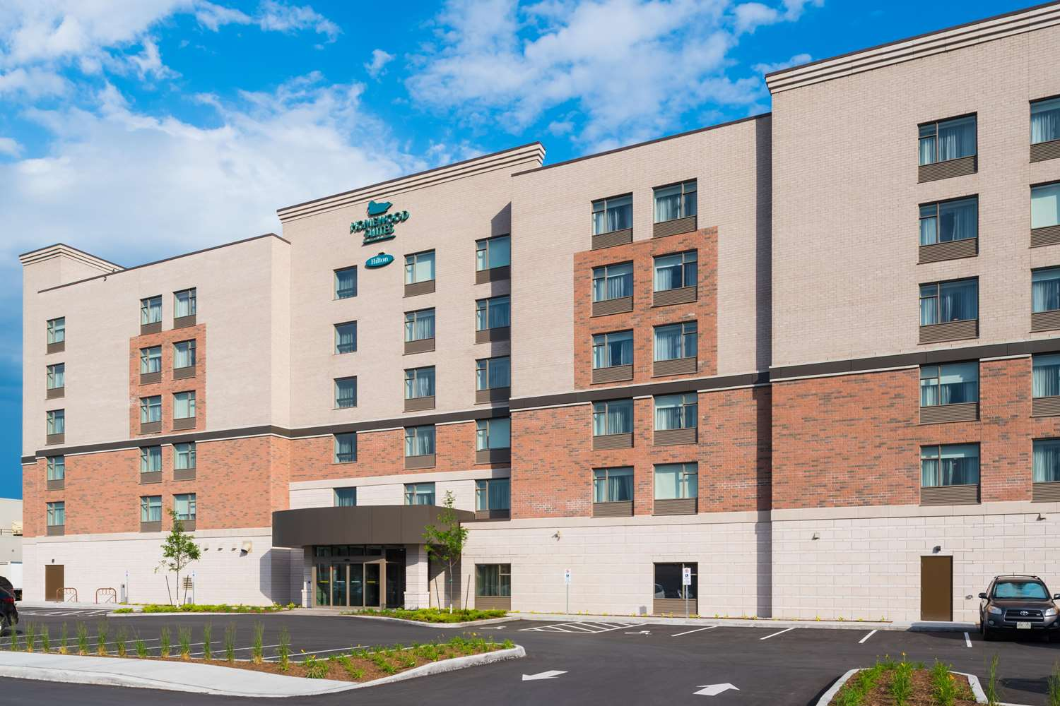 Exterior view - Homewood Suites by Hilton Airport Ottawa