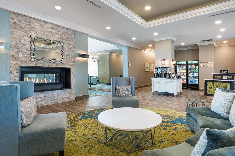 Lobby - Homewood Suites by Hilton Airport Ottawa
