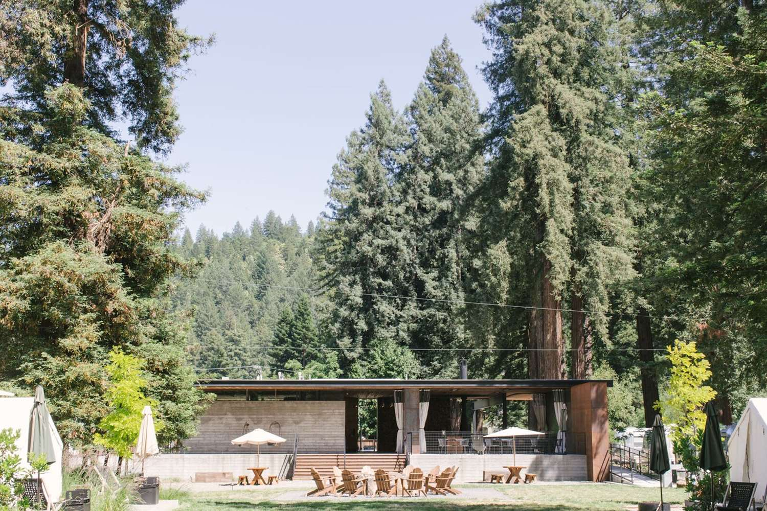 Exterior view - AutoCamp Russian River Campground Guerneville
